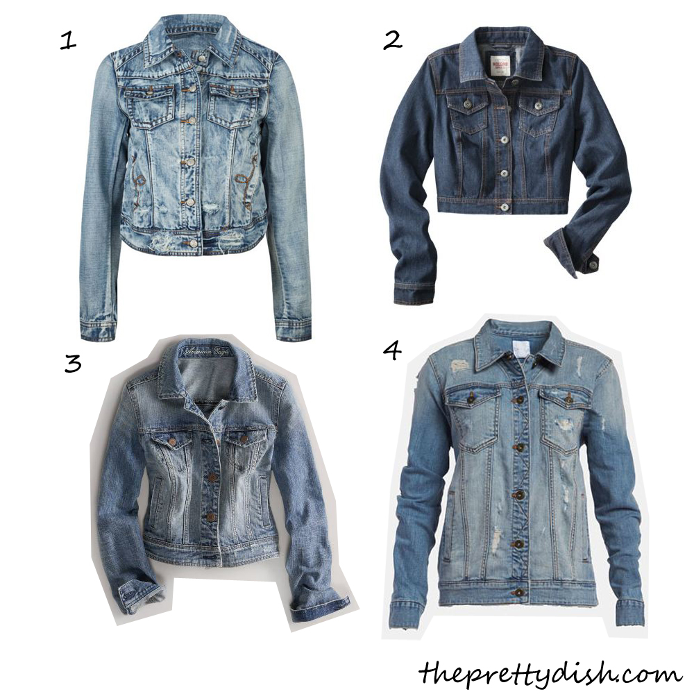 Denim Decoded: Best Jean Jackets