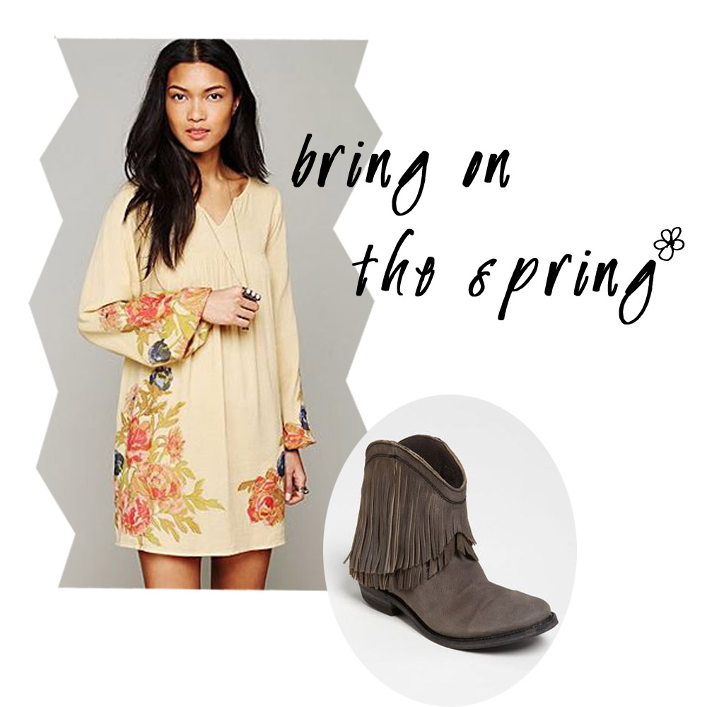 spring outfit collage mar 2013